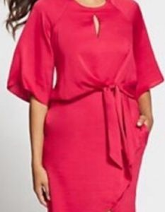 Gabrielle Union Collection Red Dress NWOT